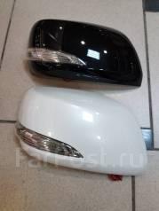 Зеркало заднего вида боковое. Lexus LX570, URJ201W, URJ201 Двигатель 3URFE