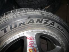 Bridgestone Turanza EL41. Летние, износ: 30%, 2 шт