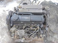 Двигатель в сборе. Mazda: Bongo, Efini MS-6, Capella, Familia, Bongo Brawny, 323, Eunos Cargo, Proceed Levante, Cronos Двигатель RF