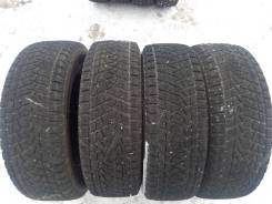 Bridgestone. Зимние, без шипов, 2007 год, износ: 20%, 4 шт