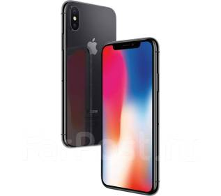 Apple iPhone X. Новый