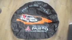 Чехол для запасного колеса. Mitsubishi: RVR, Pajero Pinin, Airtrek, Pajero iO, Lancer Cedia, Lancer Двигатели: 4G93, 4G94