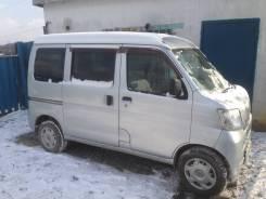 Daihatsu Hijet. автомат, 4wd, 0.1 (37 л.с.), бензин, 100 000 тыс. км