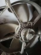 Вентилятор радиатора кондиционера. Honda Fit, GD1, GD2 Двигатель L13A