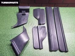 Порог пластиковый. Honda HR-V, GH3, GH4, GH1, GH2 Двигатель D16A