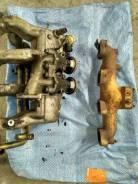 Коллектор выпускной. Isuzu Bighorn Isuzu MU Двигатель 4JG2