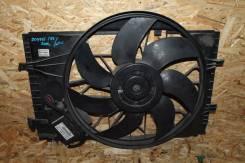 Вентилятор охлаждения радиатора. Mercedes-Benz C-Class, W203