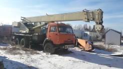 Камаз. Автокран 2001, 10 850 куб. см., 20 000 кг.