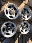 Bridgestone NR-595. 7.0x15, 6x139.70, ET-10, ЦО 110,0мм.