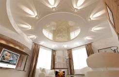 Натяжные потолки, рулонные шторы, жалюзи