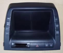 Дисплей монитор 7 кнопок Toyota Prius NHW20