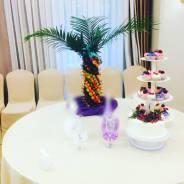 Фруктовая пальма - великолепная идея для подачи фруктов!