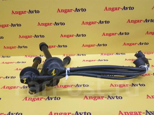 Высоковольтные провода. Mitsubishi: Eterna, Chariot, Libero, RVR, Emeraude, Bravo, Galant Двигатель 4G63