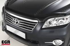 Дефлектор капота. Toyota RAV4, ASA44, ASA44L, ZSA44, ALA49L, XA40, ASA42, ALA49, ZSA42, ZSA44L, ZSA42L, QEA42, ACA33W, GSA33W, ACA38W Toyota Vanguard...