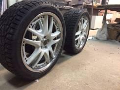 "RAYS VOLK RACING GT-V. 7.5x18"", 5x100.00, ET-50"