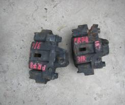 Суппорт тормозной. Toyota Land Cruiser Prado, KZJ78, KZJ78G, KZJ78W, LJ78, LJ78G, LJ78W Двигатели: 1KZTE, 2LTE