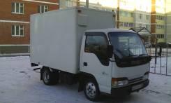 Isuzu Elf. Продам грузовой фургон, 4 300 куб. см., 20 000 кг.