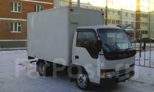 Isuzu Elf. Продам грузовой фургон, 4 300 куб. см., 2 000 кг.
