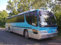 Daewoo. Продам туристический автобус ДЭУ117, 14 000 куб. см., 45 мест