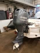 Yamaha. 70,00л.с., 4-тактный, бензиновый, нога L (508 мм), Год: 2015 год