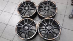 NZ Wheels SH670. 6.5x16, 5x114.30, ET40, ЦО 66,1мм.