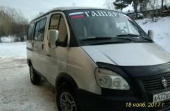 ГАЗ 2217 Баргузин. Продам баргузина, 2 400 куб. см., 7 мест