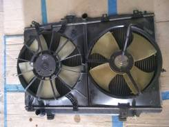 Радиатор охлаждения двигателя. Honda Odyssey, GH-RA8, LA-RA8, LA-RA9, GH-RA9 Двигатель J30A