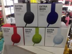 Наушники накладные Extra Bass MDR-100AAP