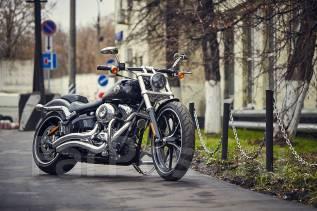 Harley-Davidson Breakout FXSB. 1 700 куб. см., исправен, птс, с пробегом