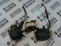 Вакуумная система с ресиверами. Toyota Crown, JZS135, JZS145 Двигатели: 1JZGE, 2JZGE