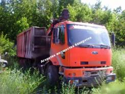 Ford Cargo. Грузовики с кму ford/cargo 2530, 2008 года, 3 000 куб. см., 5 000 кг. Под заказ