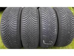 Michelin Pilot Alpin PA4. Зимние, без шипов, износ: 10%