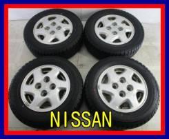 Nissan. 6.0x14, 4x114.30, ET45, ЦО 67,0мм.