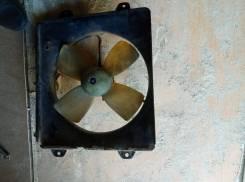 Вентилятор охлаждения радиатора. Toyota Camry, CV20, VCV10, CV40, MCV10, CV11, MCV20, CV30 Двигатели: 1MZFE, 3VZFE