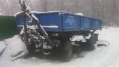 2ПТС-4,5, 2013. Продам прицеп тракторный самосвальный 2ПТС-4,5, 4 500 кг.