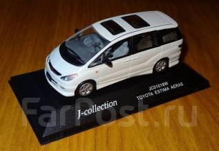 Модели автомобилей. Toyota Estima