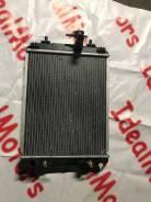 Радиатор охлаждения двигателя. Toyota Passo, KGC10, KGC15 Daihatsu Boon Двигатель 1KRFE