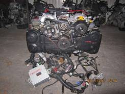 Двигатель в сборе. Subaru Forester, SG5, SG9, SG9L Subaru Outback Двигатели: EJ25, EJ251, EJ254