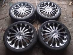 MC Wheel R24 комплект колес. 9.0x24 6x139.70 ET15 ЦО 110,0мм.