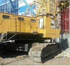 ДЭК 631. Гусеничный кран Дэк 631 1995 года. В хорошем состоянии, 63 000 кг., 42 м.