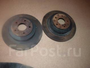 Диск тормозной. Subaru Legacy, BLE, BPE, BL, BP9, BP, BP5, BPH, BL9, BL5 Двигатель EJ20