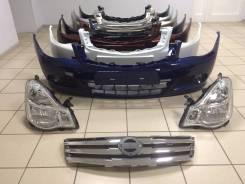 Бампер. Chevrolet Cruze, G11 Nissan Almera Двигатель K4M