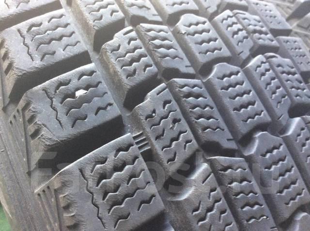 Dunlop Grandtrek SJ6. Зимние, без шипов, 2009 год, износ: 10%, 4 шт