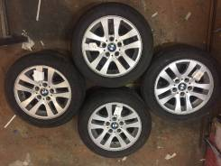 Pirelli RunFlat на литых дисках BMW 3 (кузов Е90)