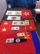 Флаги ВМФ СССР. шерсть! Оригинал