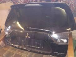 Дверь багажника. Mitsubishi Outlander, CW6W, CW5W
