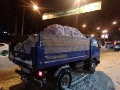 Вывоз снега! Услуги самосвала! Вывоз мусора!