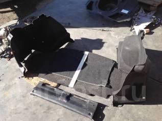 Обшивка багажника. Toyota Altezza, SXE10 Двигатель 3SGE