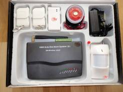 GSM сигнализация для дома, офиса, гаража, склада Tiger LL2000 (GSM)