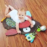 Развивающие коврики.